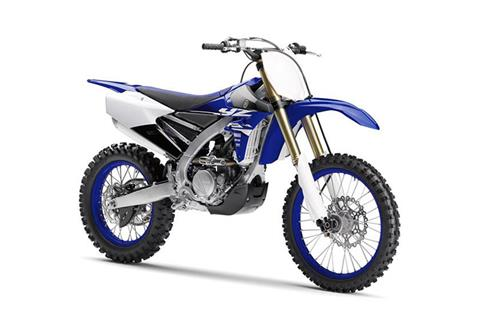 2018 Yamaha YZ250X in Modesto, California