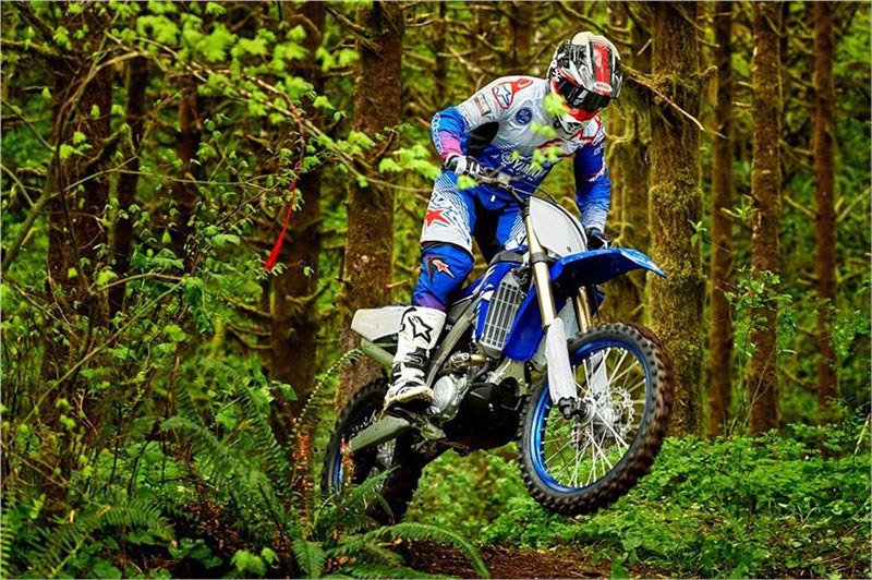 2018 Yamaha YZ250X in Unionville, Virginia