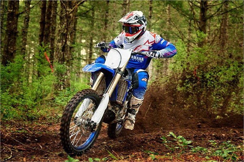 2018 Yamaha YZ250X in Derry, New Hampshire