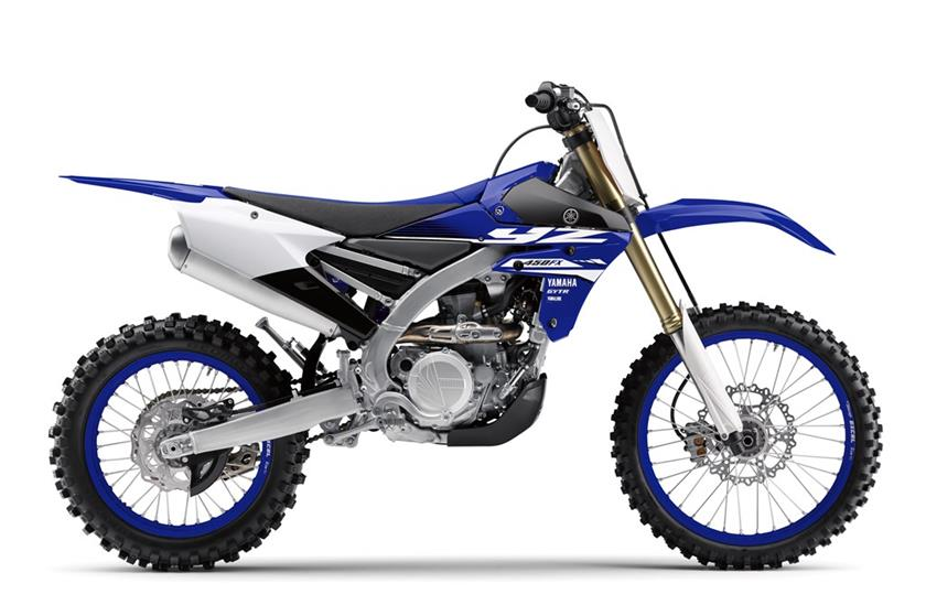 2018 Yamaha YZ450FX in Pittsburgh, Pennsylvania