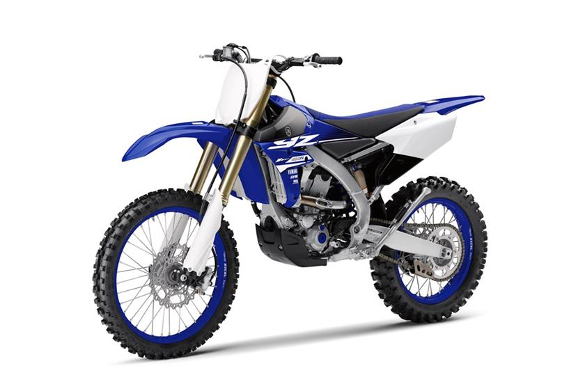 2018 Yamaha YZ450FX in Phillipston, Massachusetts