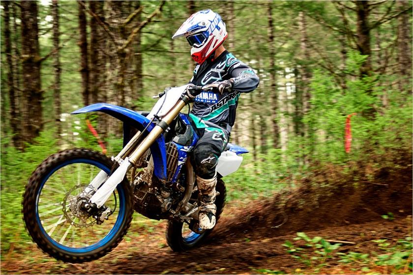 2018 Yamaha YZ450FX in Middletown, New Jersey
