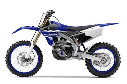 2018 Yamaha YZ450FX in Johnson Creek, Wisconsin