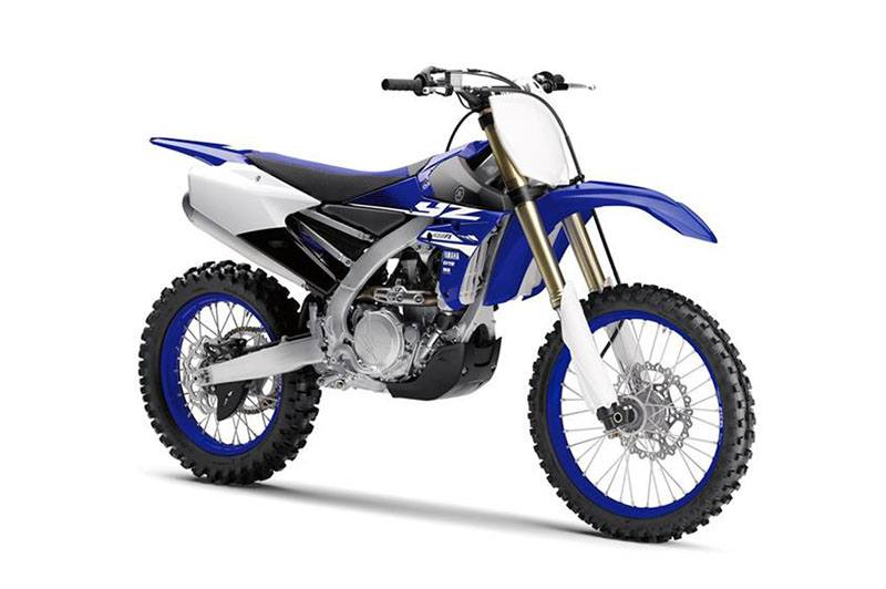 2018 Yamaha YZ450FX in Modesto, California