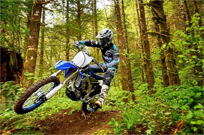 2018 Yamaha YZ450FX in Tyrone, Pennsylvania