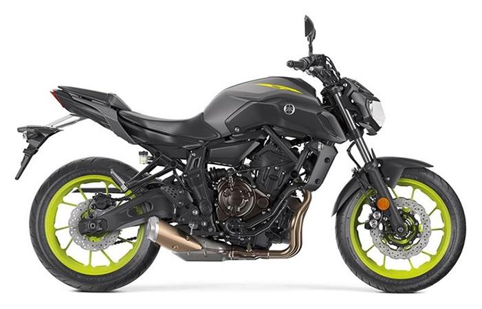 2018 Yamaha MT-07 for sale 3065