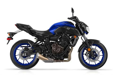 2018 Yamaha MT-07 in Glen Burnie, Maryland