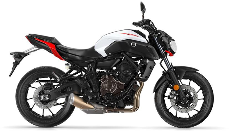 2018 Yamaha MT-07 in Massillon, Ohio