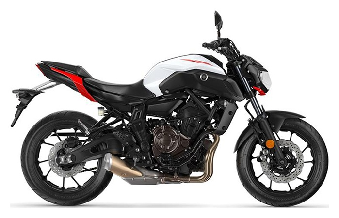 2018 Yamaha MT-07 in Utica, New York - Photo 1