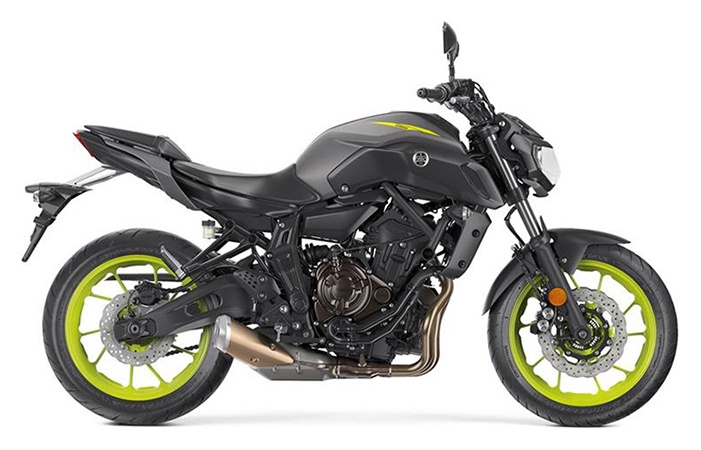 2018 Yamaha MT-07 in Greenville, North Carolina - Photo 1