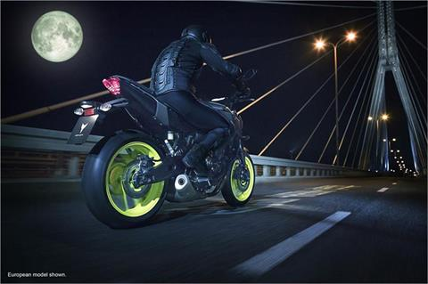 2018 Yamaha MT-07 in North Mankato, Minnesota