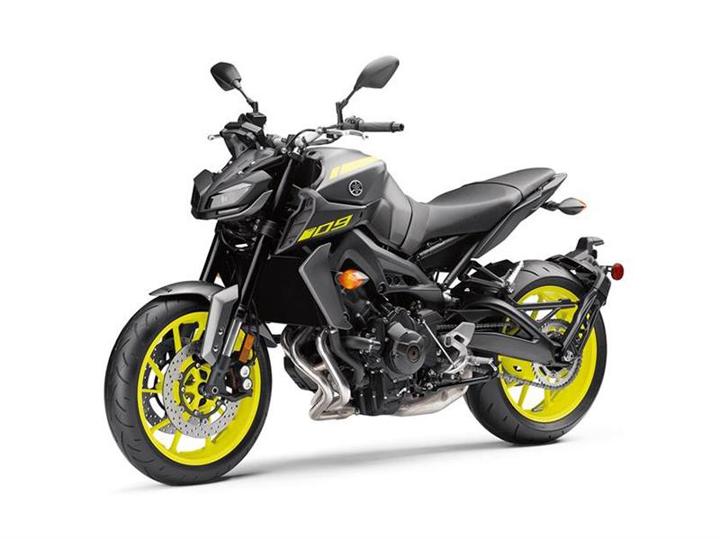 2018 Yamaha MT-09 in Irvine, California