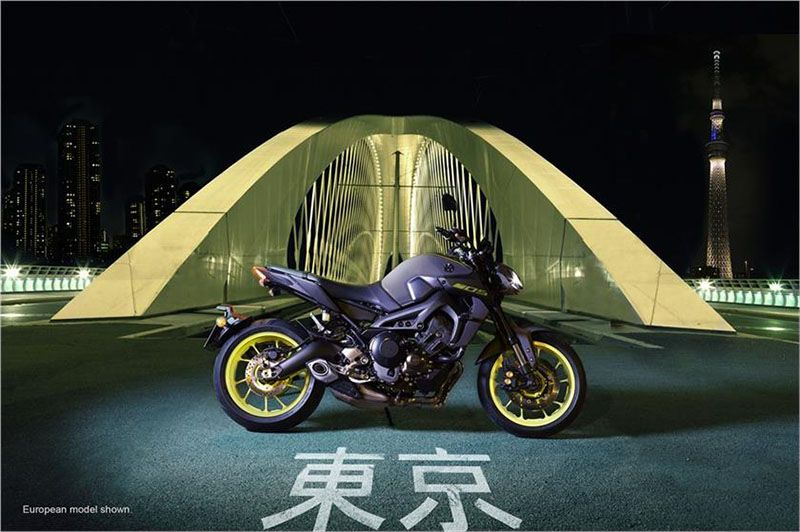 2018 Yamaha MT-09 in Modesto, California
