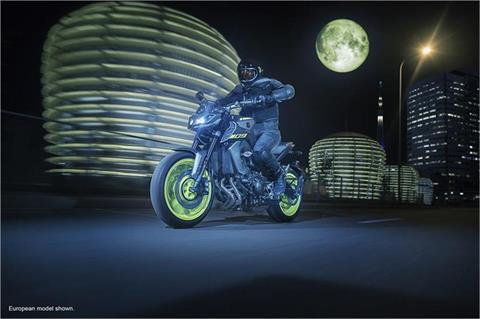 2018 Yamaha MT-09 in Janesville, Wisconsin