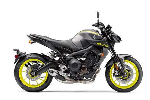 2018 Yamaha MT-09 in Miami, Florida