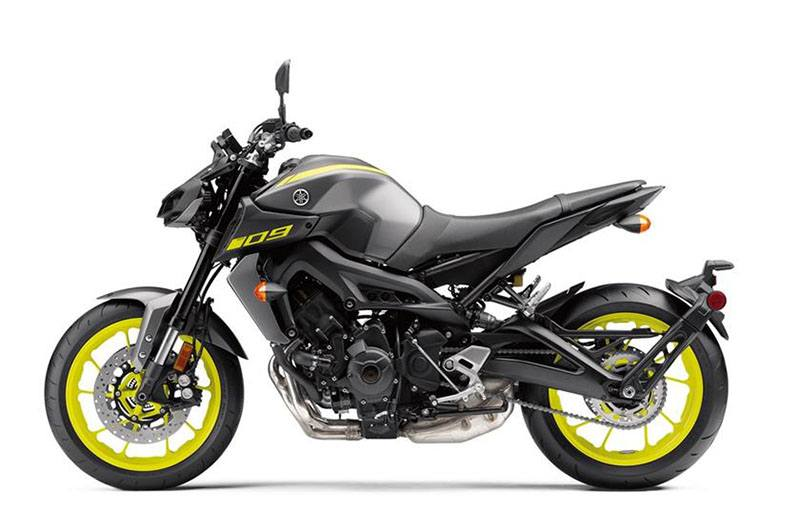 2018 Yamaha MT-09 in Eureka, California
