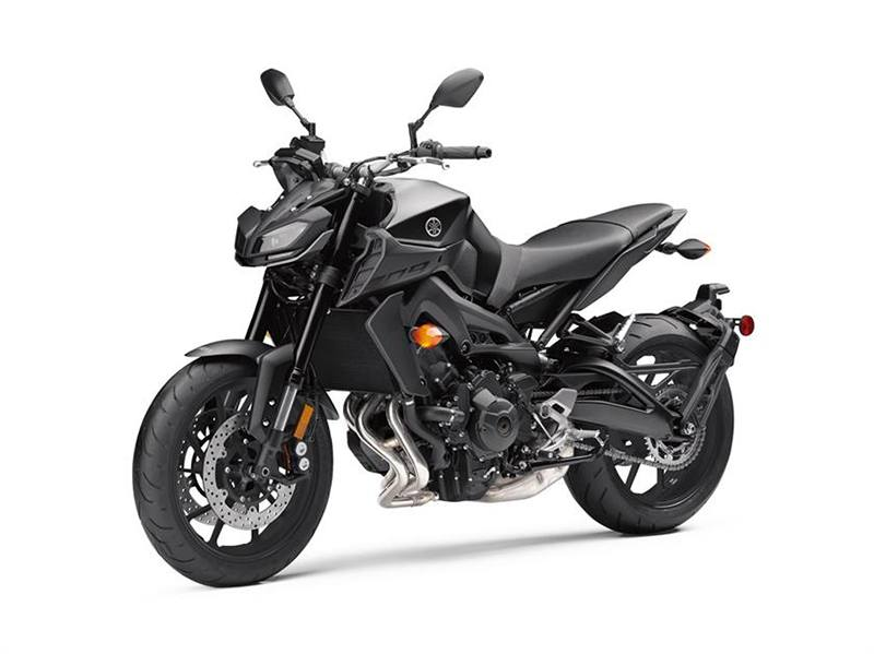 2018 Yamaha MT-09 in Virginia Beach, Virginia