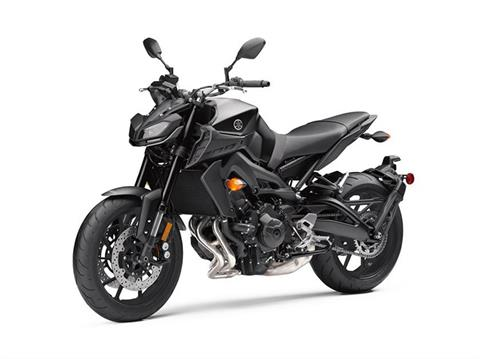 2018 Yamaha MT-09 in Tamworth, New Hampshire