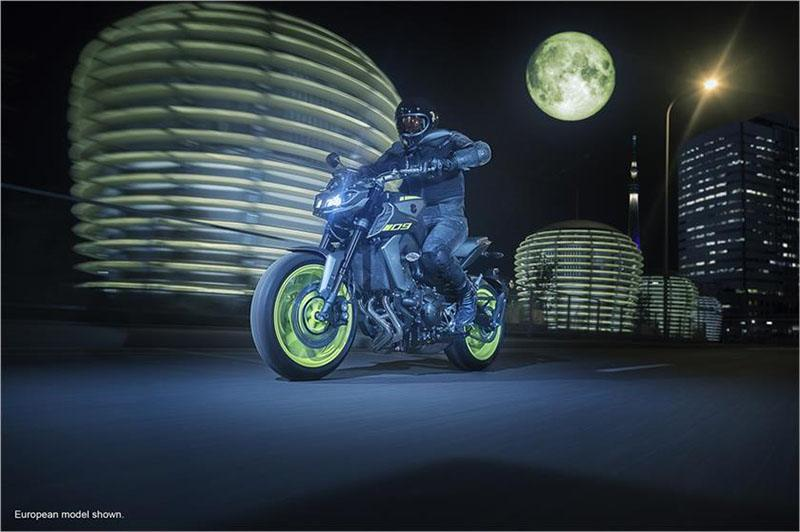 2018 Yamaha MT-09 in Asheville, North Carolina