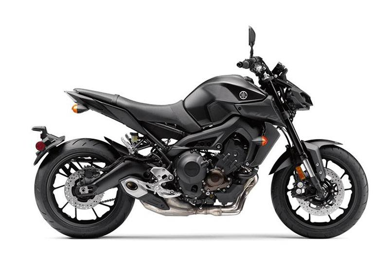 2018 Yamaha MT-09 in Sumter, South Carolina