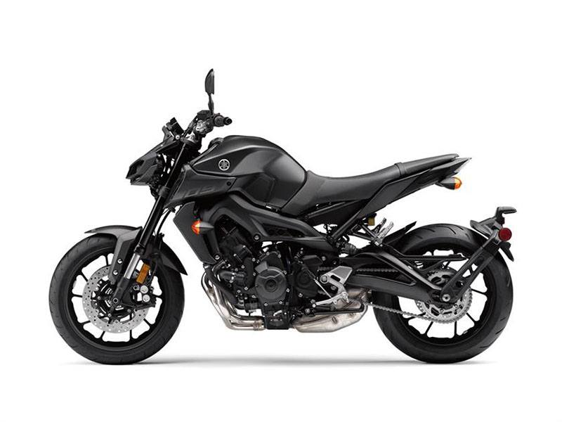 2018 Yamaha MT-09 in Brewton, Alabama