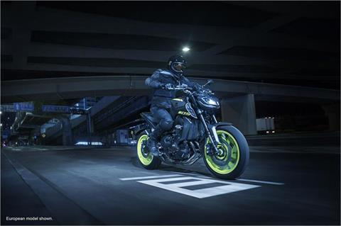 2018 Yamaha MT-09 in Sandpoint, Idaho