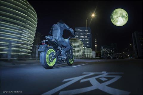 2018 Yamaha MT-09 in Shawnee, Oklahoma