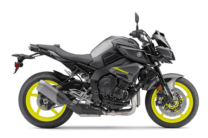 2018 Yamaha MT-10 in Monroe, Washington