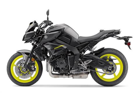 2018 Yamaha MT-10 in Janesville, Wisconsin