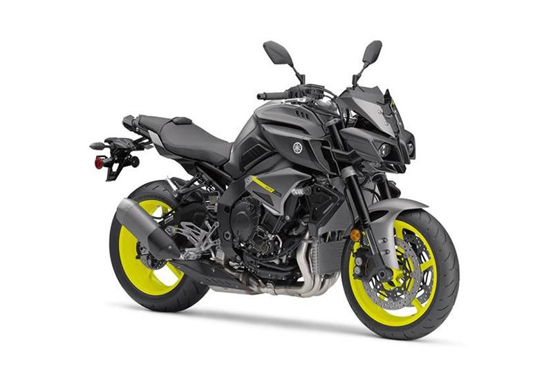 2018 Yamaha MT-10 in Berkeley, California - Photo 3
