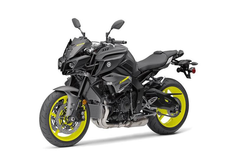 2018 Yamaha MT-10 in State College, Pennsylvania
