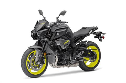 2018 Yamaha MT-10 in Tyrone, Pennsylvania