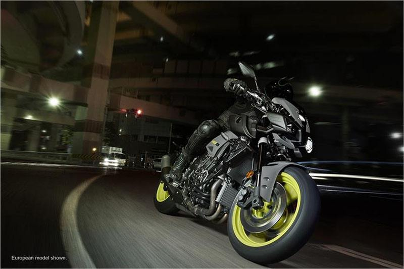 2018 Yamaha MT-10 in Manheim, Pennsylvania