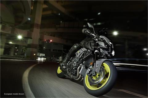 2018 Yamaha MT-10 in Unionville, Virginia