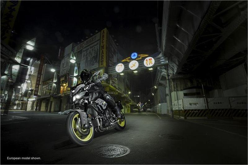 2018 Yamaha MT-10 in Santa Clara, California