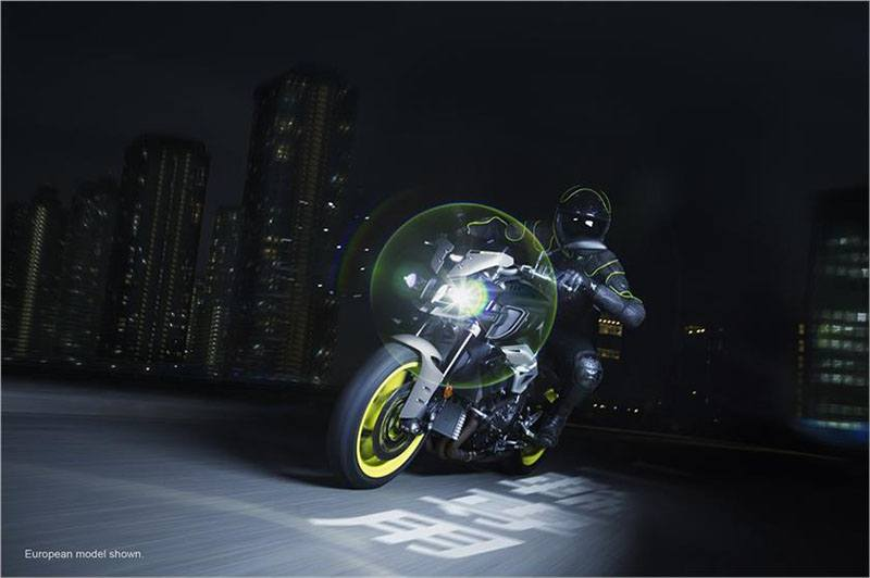 2018 Yamaha MT-10 in Berkeley, California