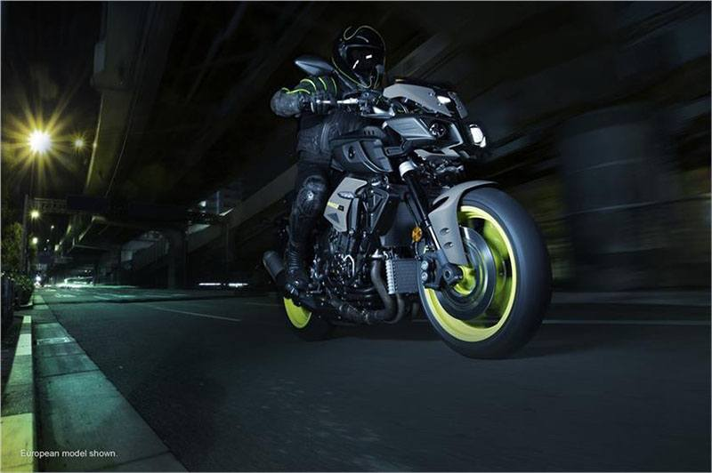 2018 Yamaha MT-10 in Sandpoint, Idaho