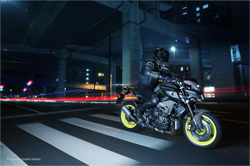 2018 Yamaha MT-10 in Derry, New Hampshire