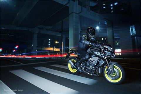 2018 Yamaha MT-10 in Tamworth, New Hampshire