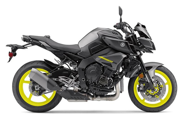 2018 Yamaha MT-10 in Dayton, Ohio - Photo 1