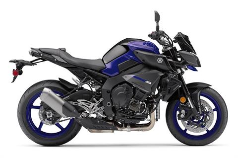 2018 Yamaha MT-10 in Marietta, Ohio