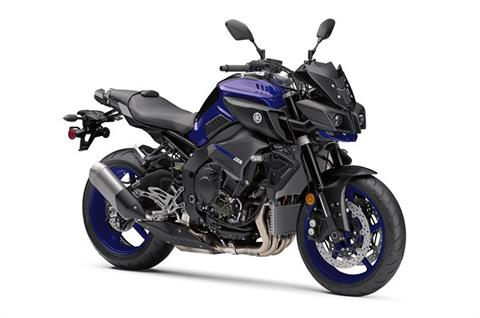2018 Yamaha MT-10 in Darien, Wisconsin
