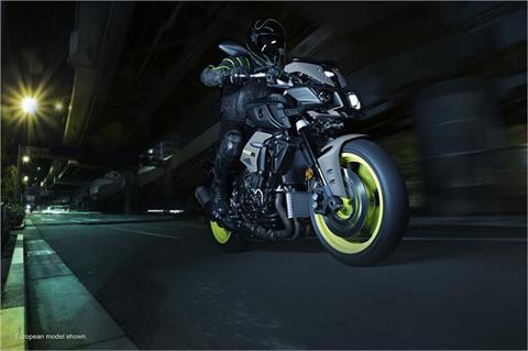 2018 Yamaha MT-10 in Frederick, Maryland
