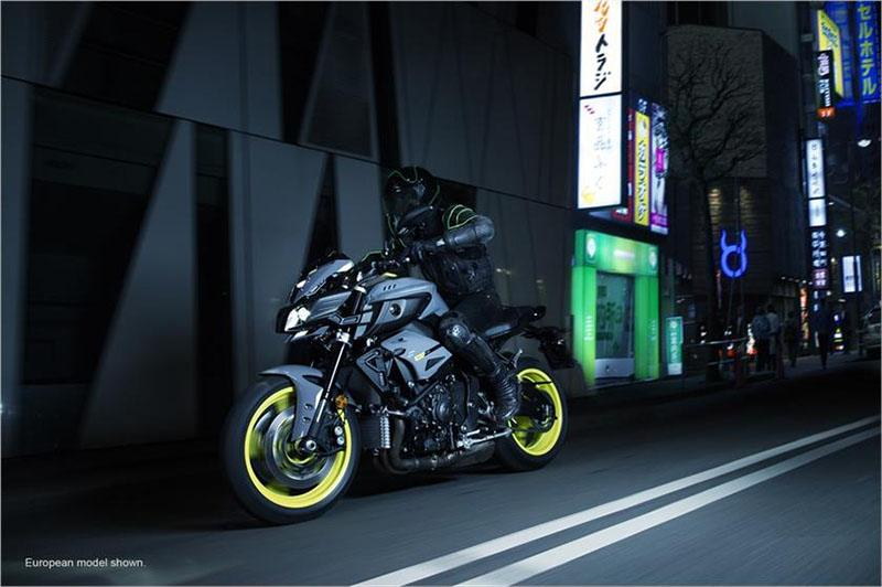 2018 Yamaha MT-10 in Greenville, North Carolina