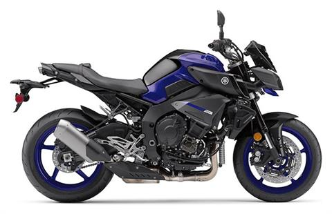 2018 Yamaha MT-10 in Carroll, Ohio - Photo 1