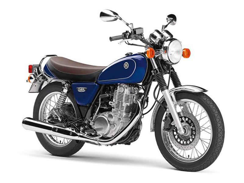 2018 Yamaha SR400 in Olive Branch, Mississippi