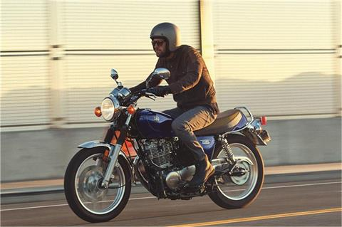 2018 Yamaha SR400 in Chesterfield, Missouri
