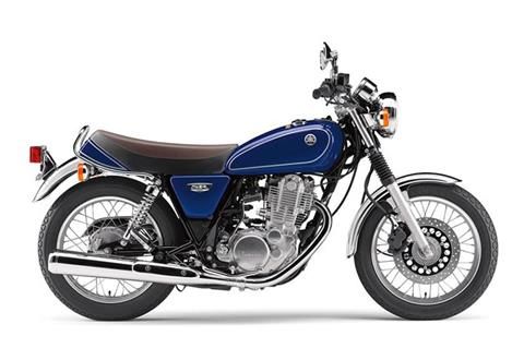2018 Yamaha SR400 in Tamworth, New Hampshire