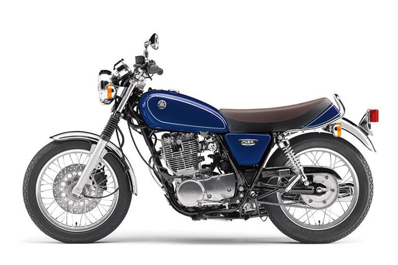 2018 Yamaha SR400 in Manheim, Pennsylvania