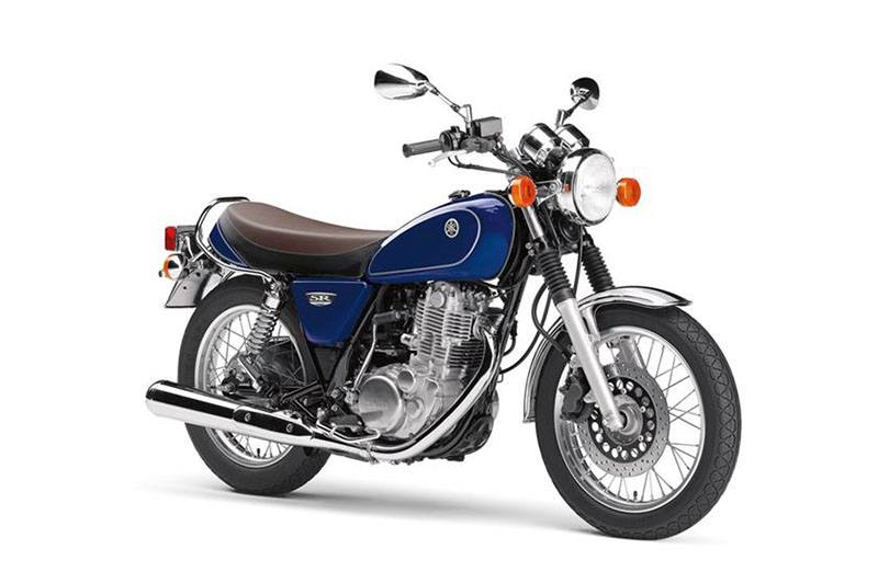 2018 Yamaha SR400 in Utica, New York
